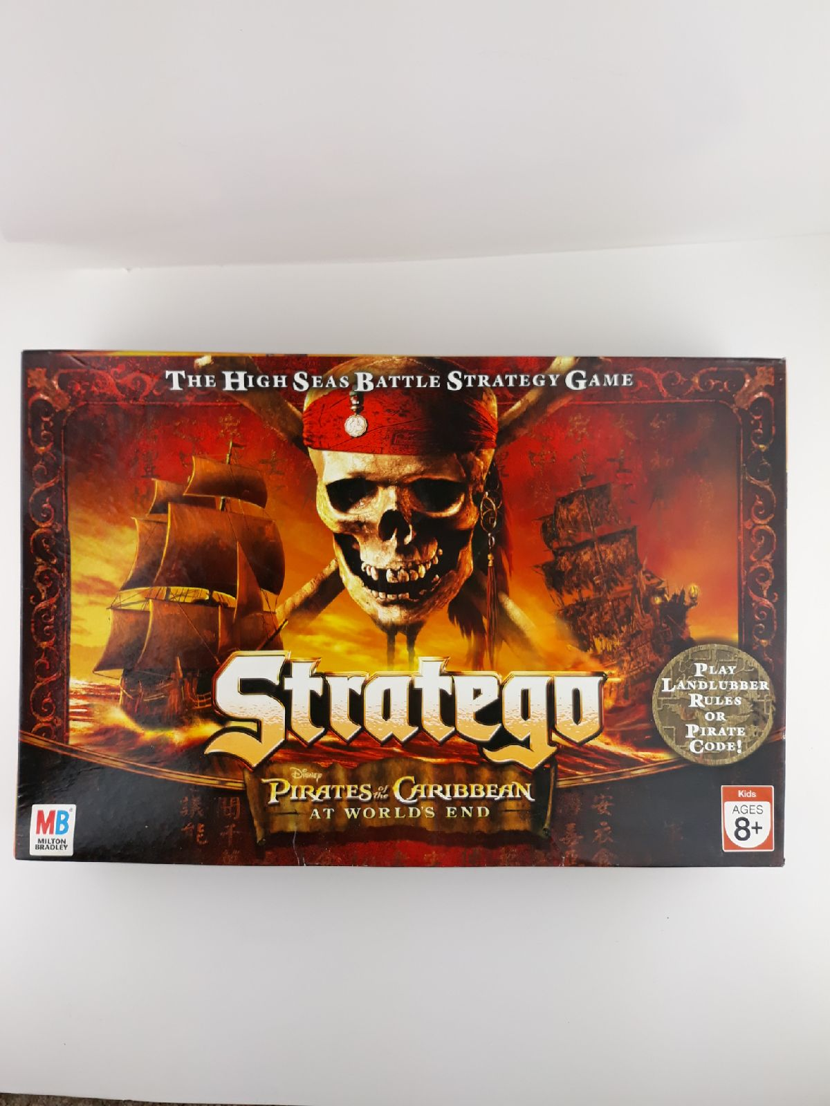 Stratego Pirates of The Caribbean AtWorl