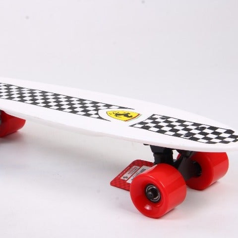 "Ferrari  22.5"" x 6"" Penny Skateboard"