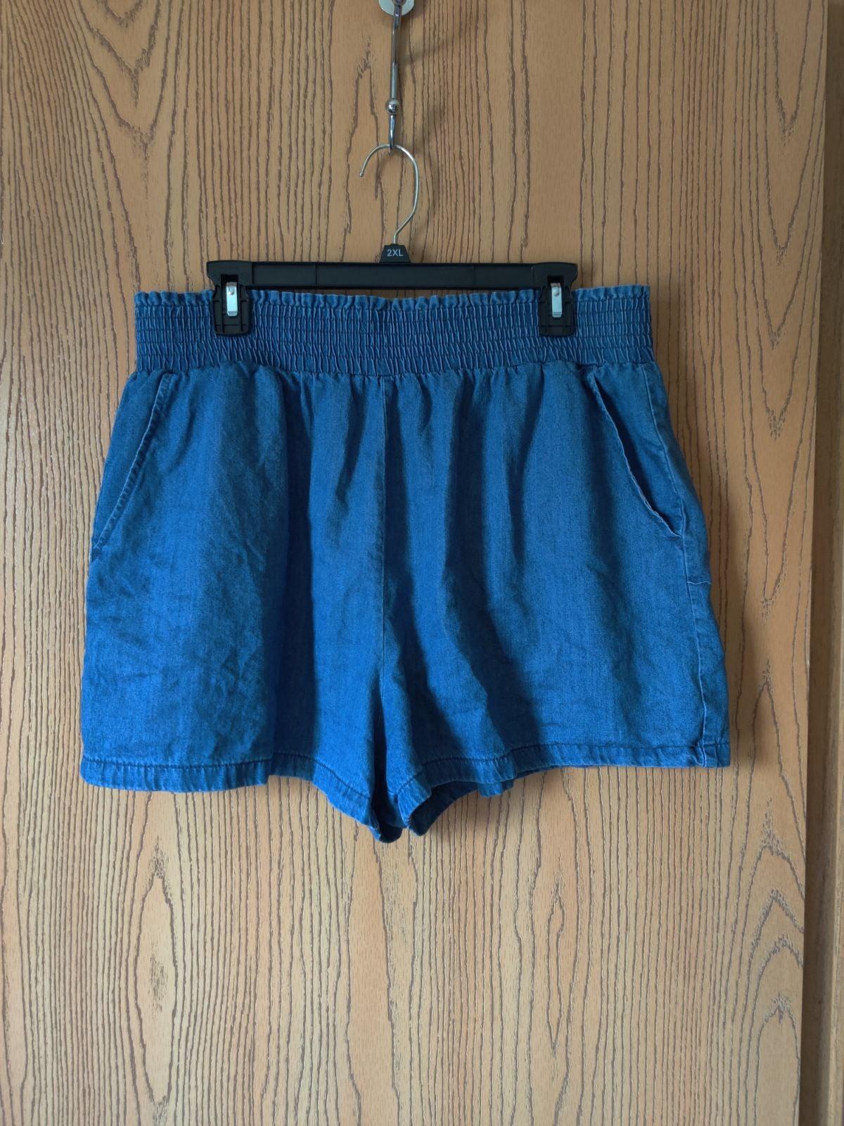 Universal Thread denim beach shorts
