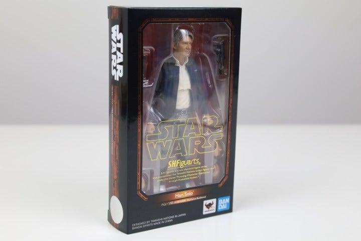 BANDAI S.H.Figuarts Star Wars Han Solo