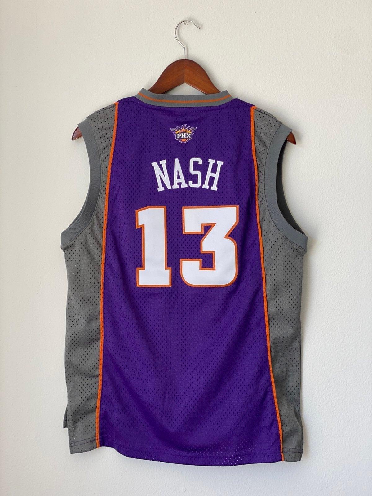 Vtg Phoenix Suns Steve Nash Jersey
