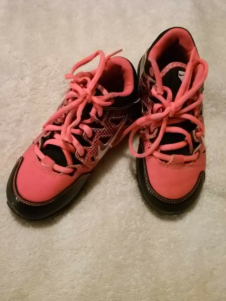 Girls Nike Cleats