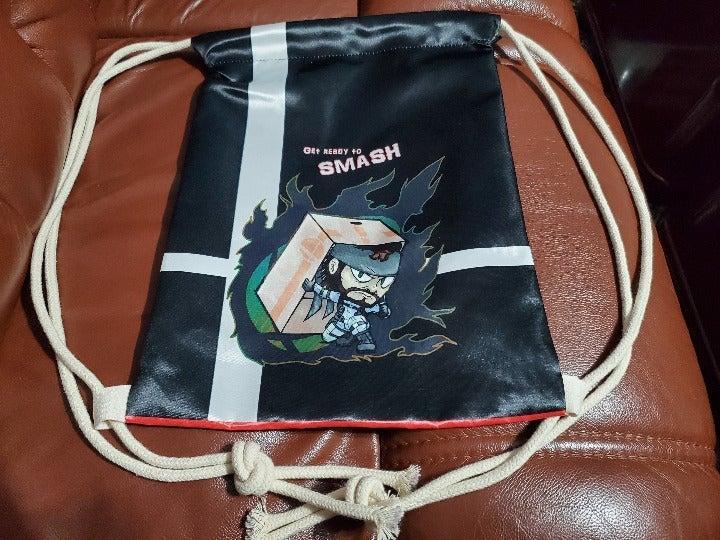 """14"""" Solid Snake SSBU Backpack"""
