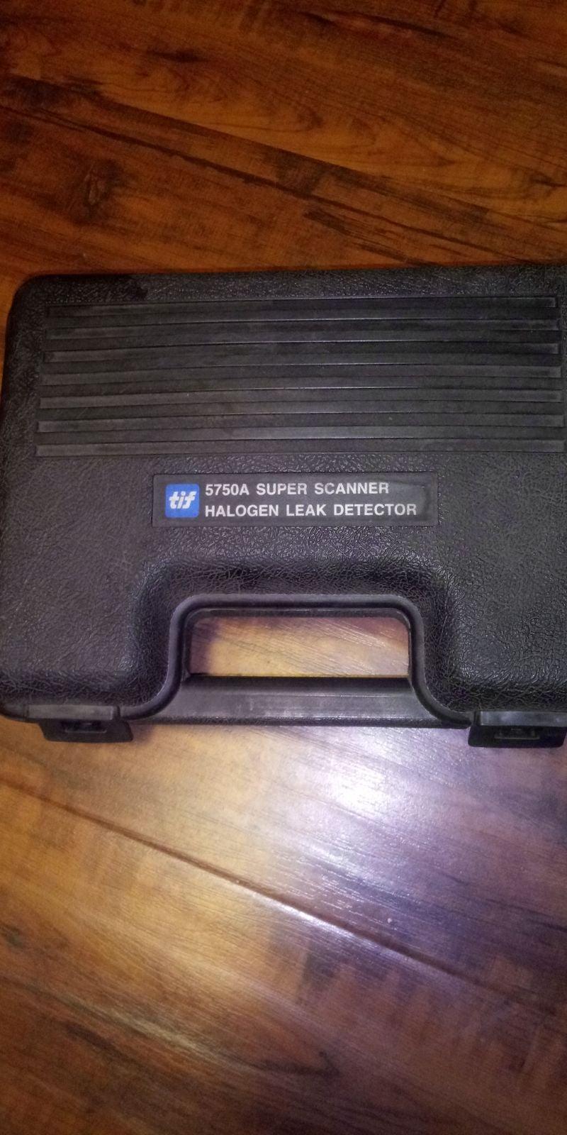 Tif Freon leak detector