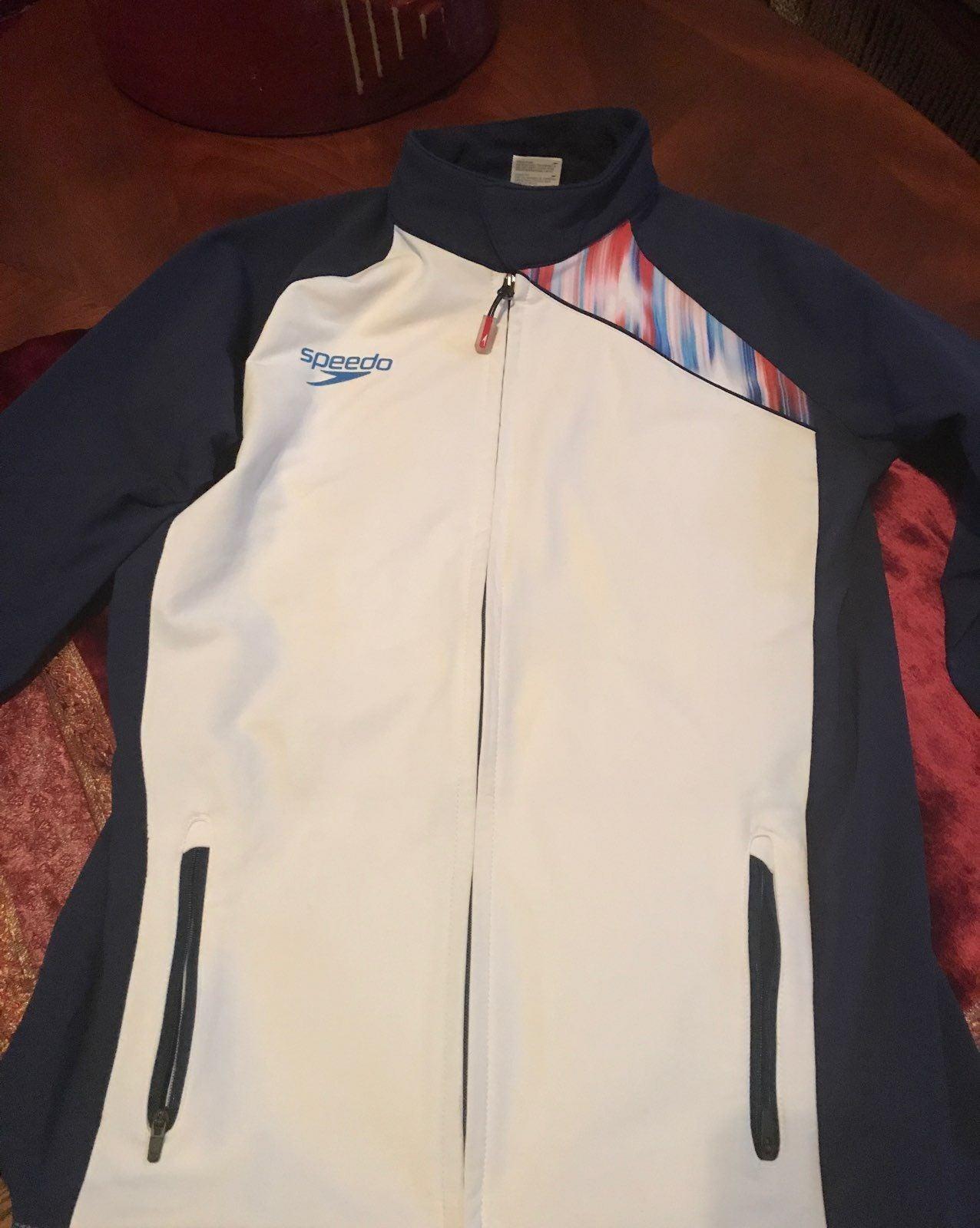 Speedo USA Jacket