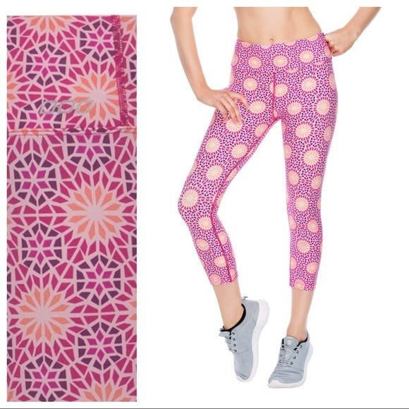 Lorna Jane Capri Leggings