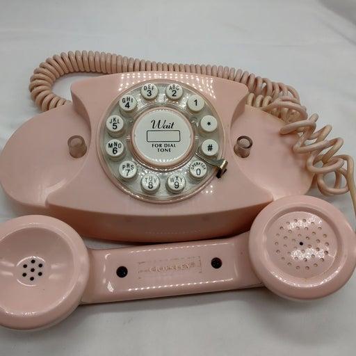 Crosley Princess Vintage Desk Phone Pink