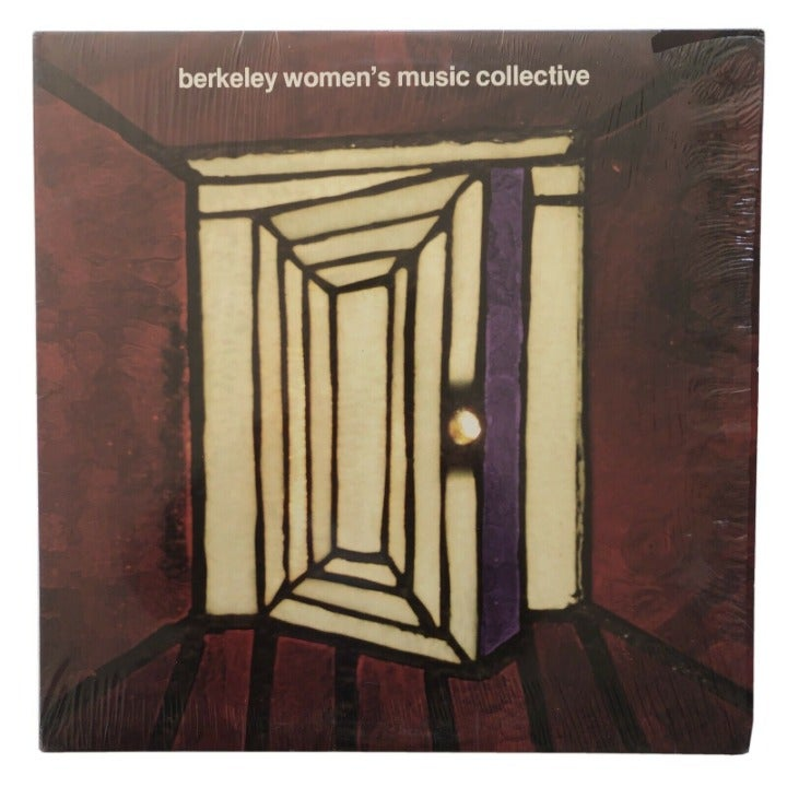 Berkeley Women's Music Collective LP Vtg