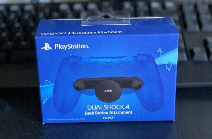 PS4 Controller Back Button attachment