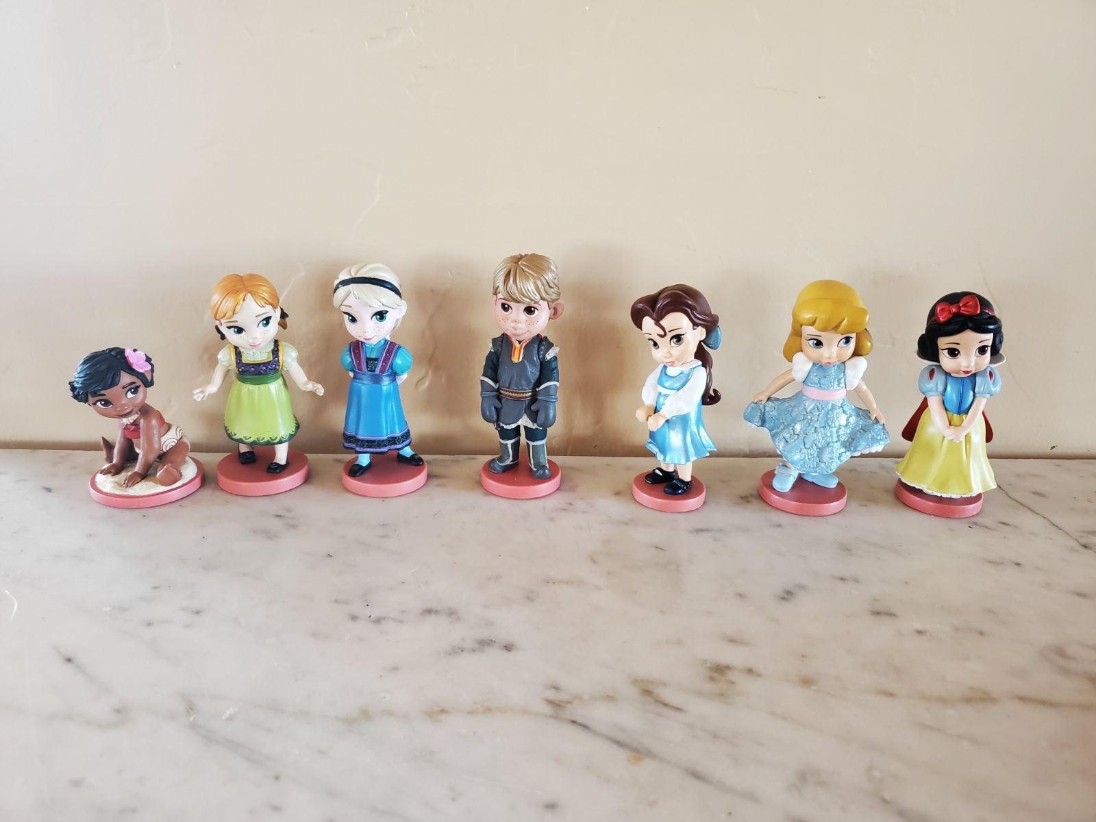 Disney animator doll figures