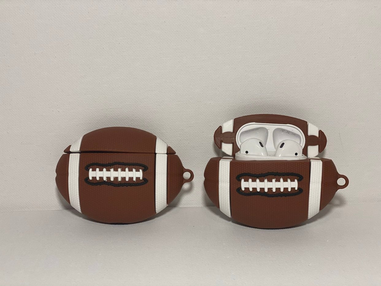 Football airpod case
