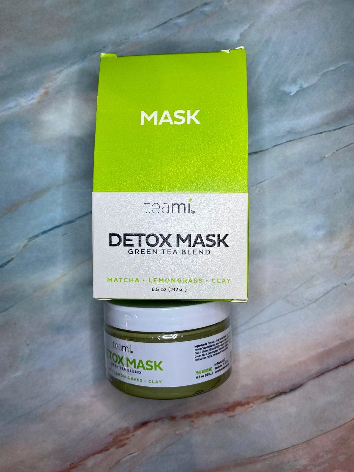 Teami green tea mask