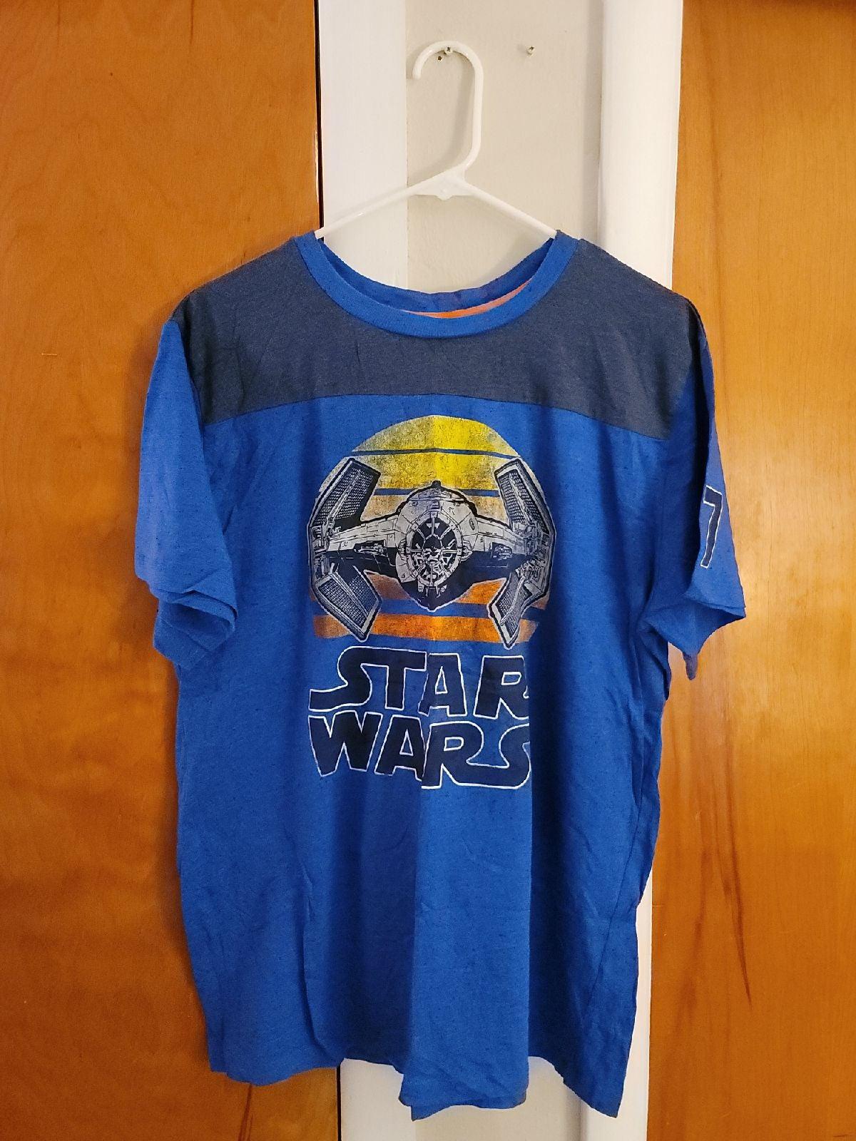 Star Wars Retro Tie Fighter Tshirt