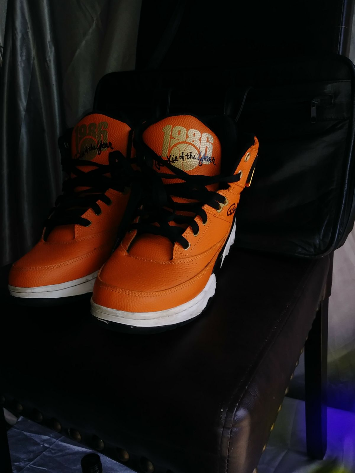 Patrick Ewing Rookie Of The Year Sneaker