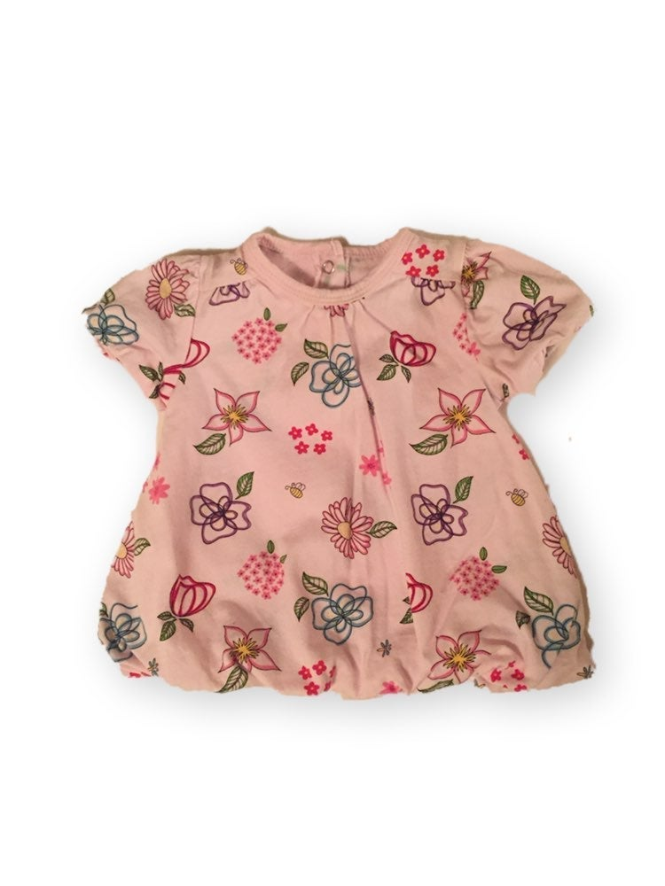 Baby Girl Bubble Dress 12 Months