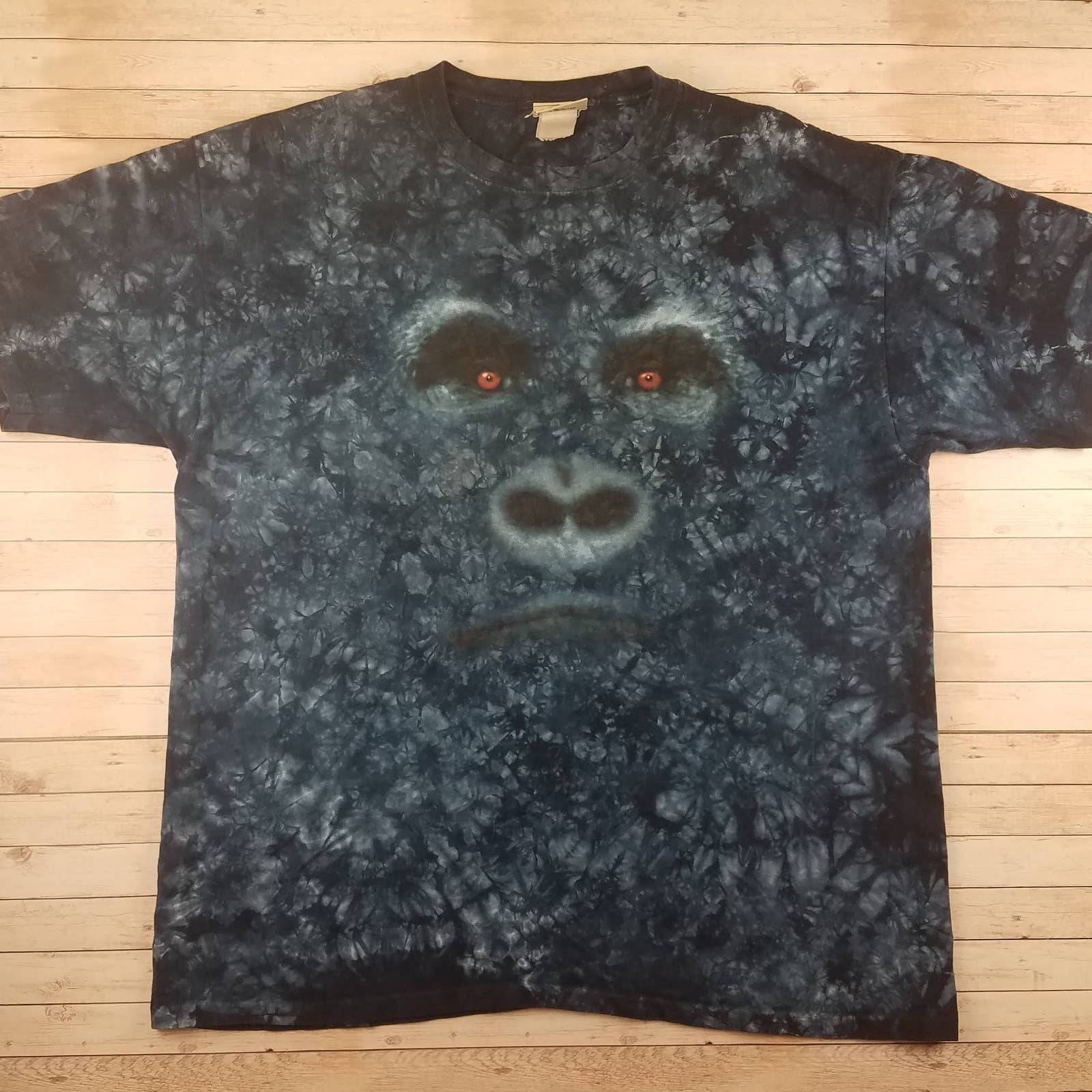 VTG 1990s Gorilla Disney AOP Tee Shirt