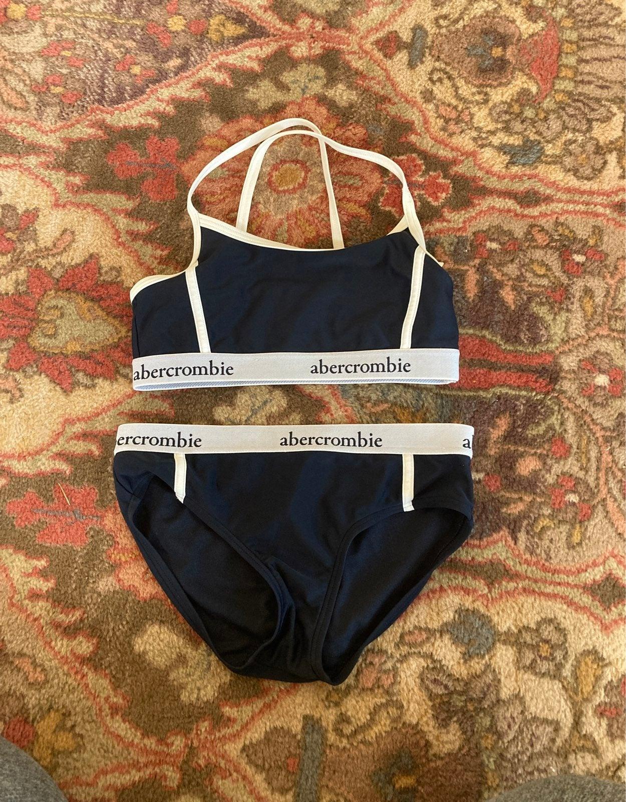abercrombie kids girl's bathing suit
