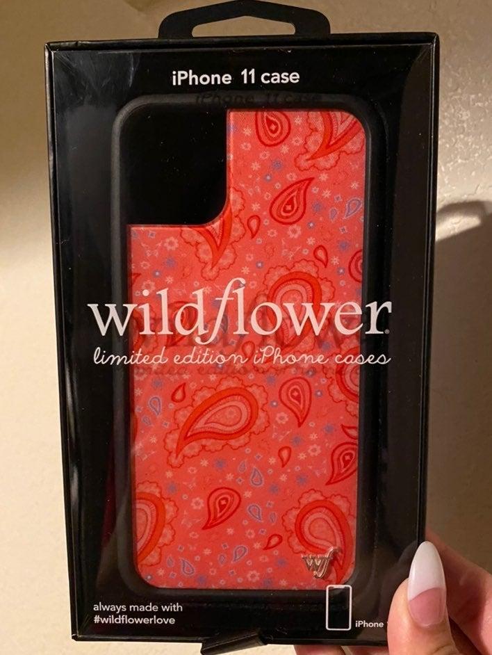 wildflower case iphone 11