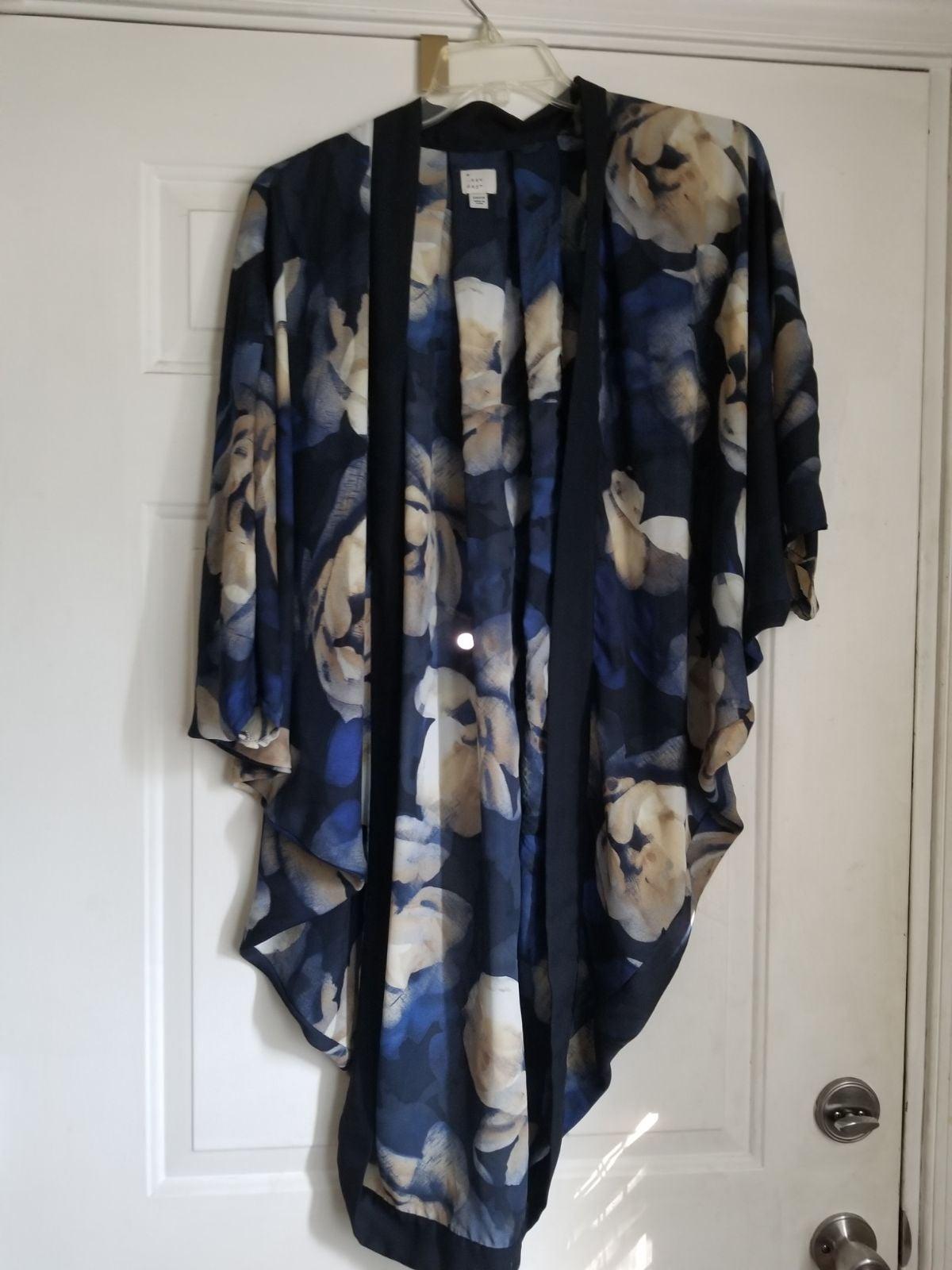 A new day Kimono