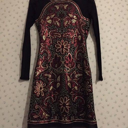 Chelsea & Violet Sequin Mini Dress