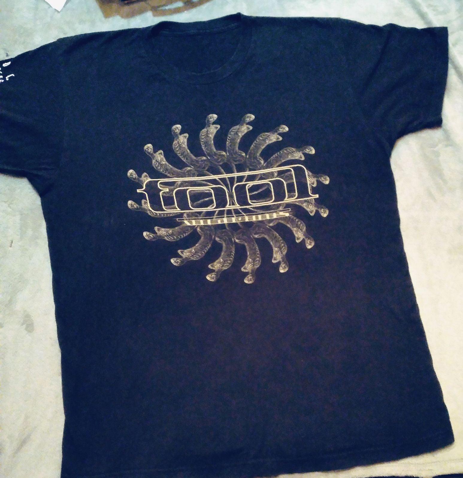 Vintage TOOL concert shirt free ship