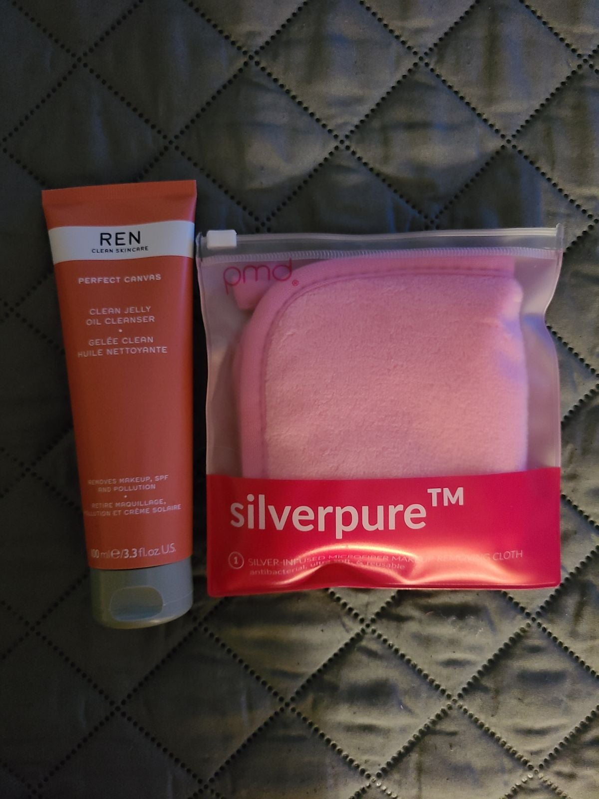 Ren Clean Skincare & PMD Bundle
