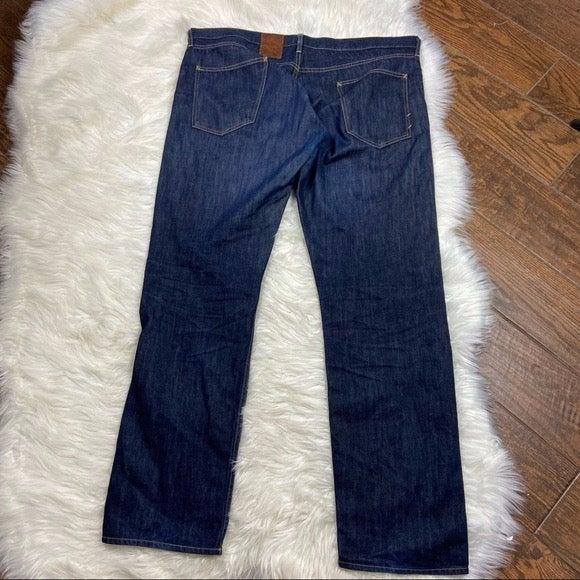 Billy Reid Dark Wash Jeans 40x34