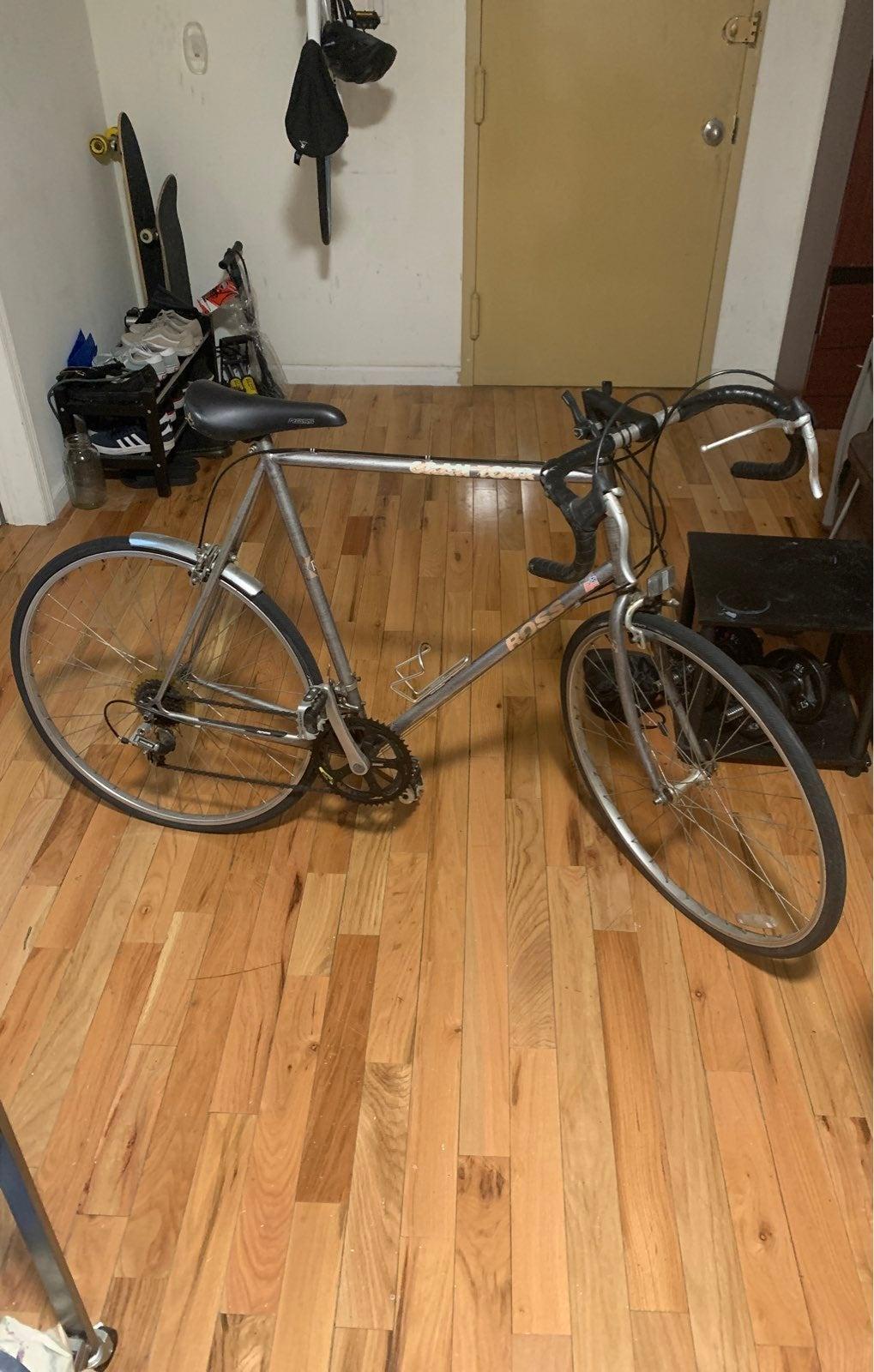 Ross gran tour road bike