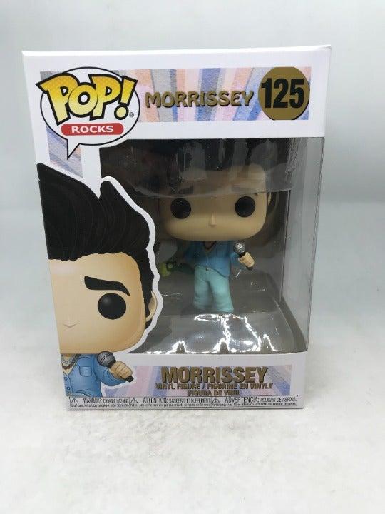 Rocks:  Morrissey Figure
