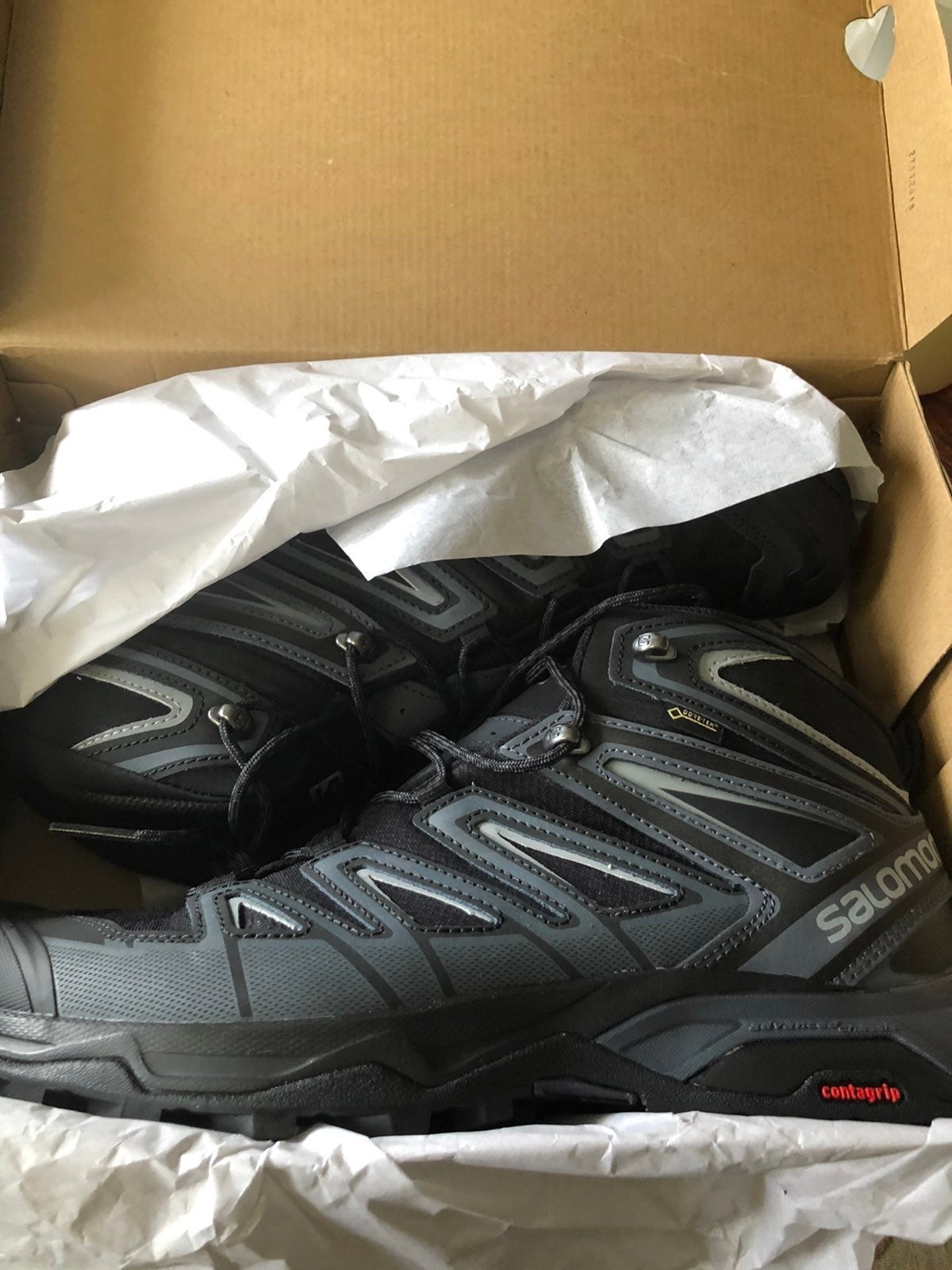 Salomon x ultra mens boots