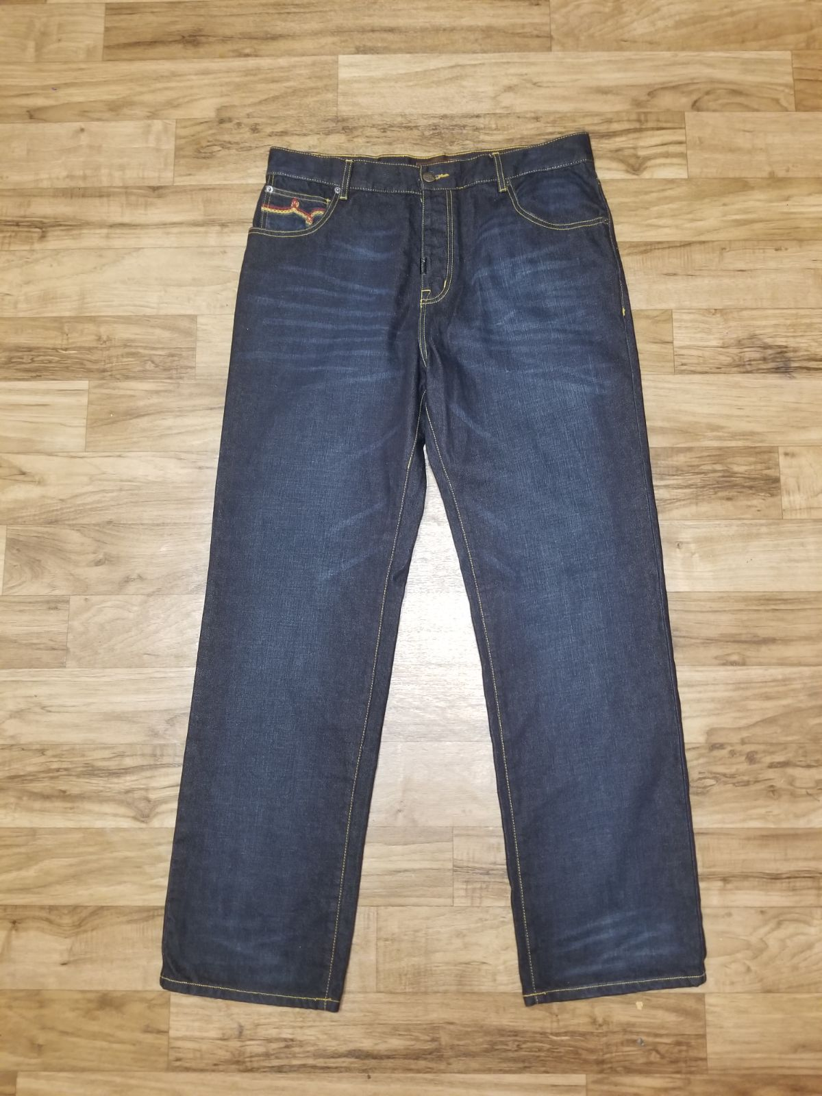 Vintage LRG Denim jeans /Sz 36