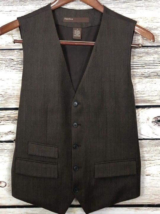 Perry Ellis Men's Suit Vest Size Small
