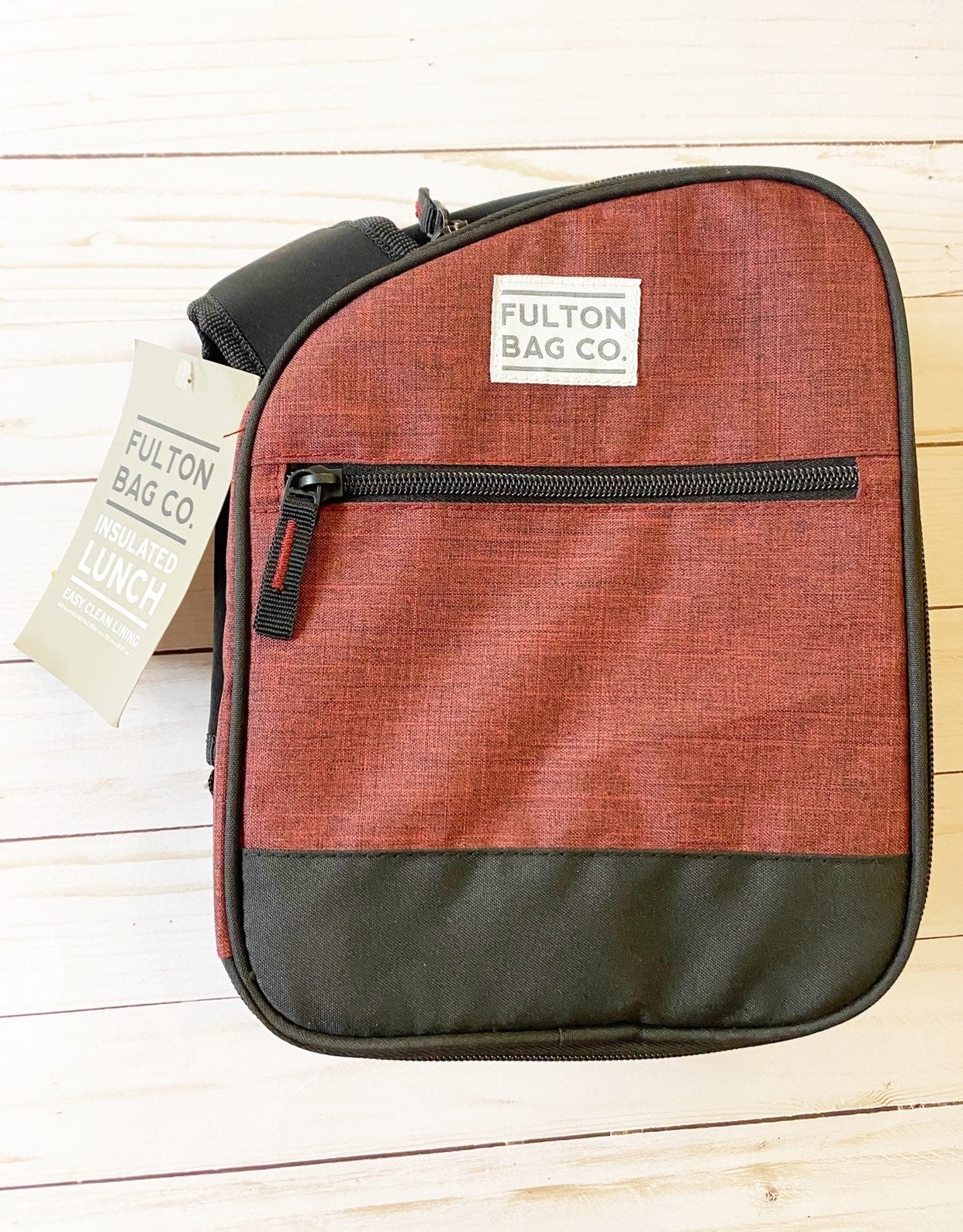 Fulton Bag Co. Insulated Lunch