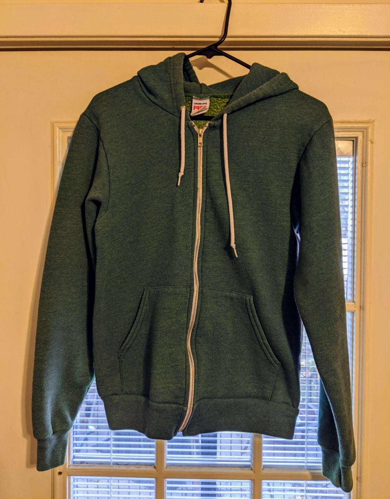 Flex Fleece Zip Up Hoodie
