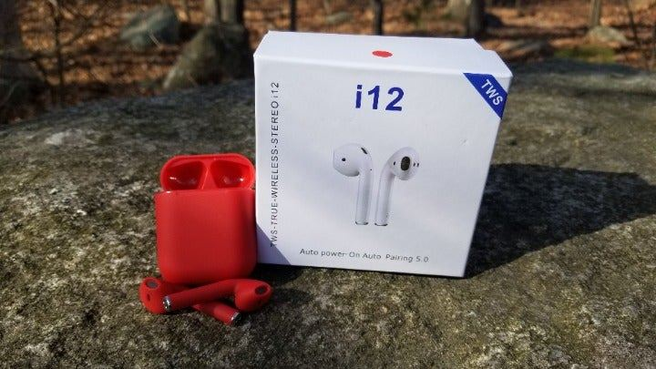 LitFire i12 Earbuds