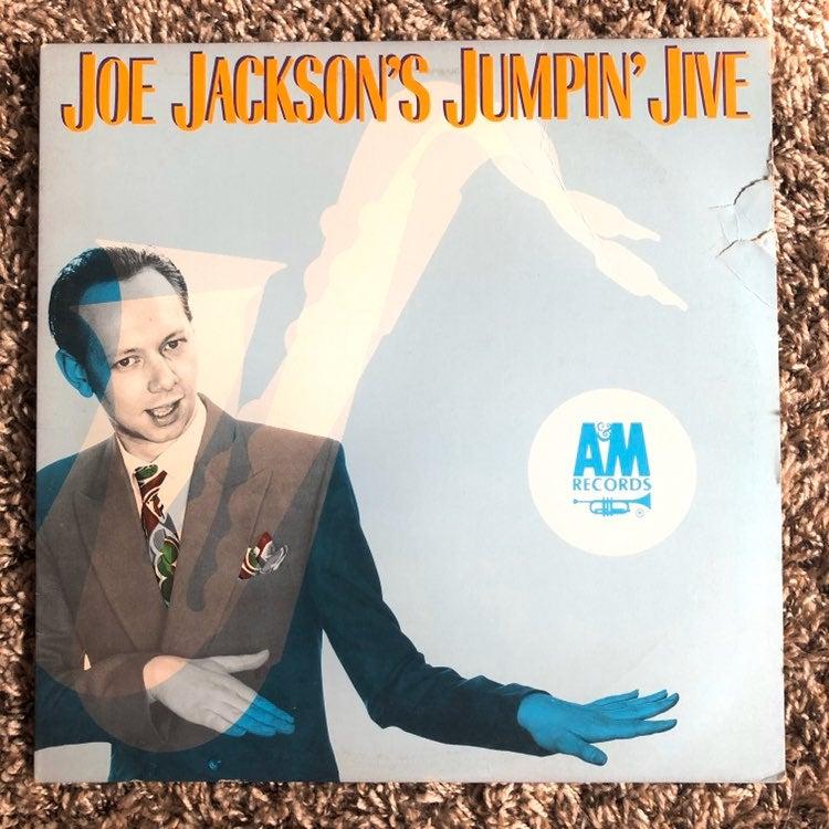 Joe Jackson Jumpin' Jive Vinyl Record LP