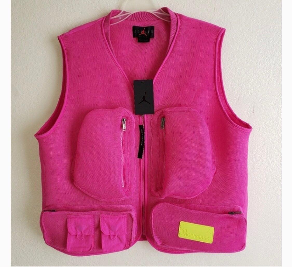 Nike Jordan Jumpman 23 Engineered Vest