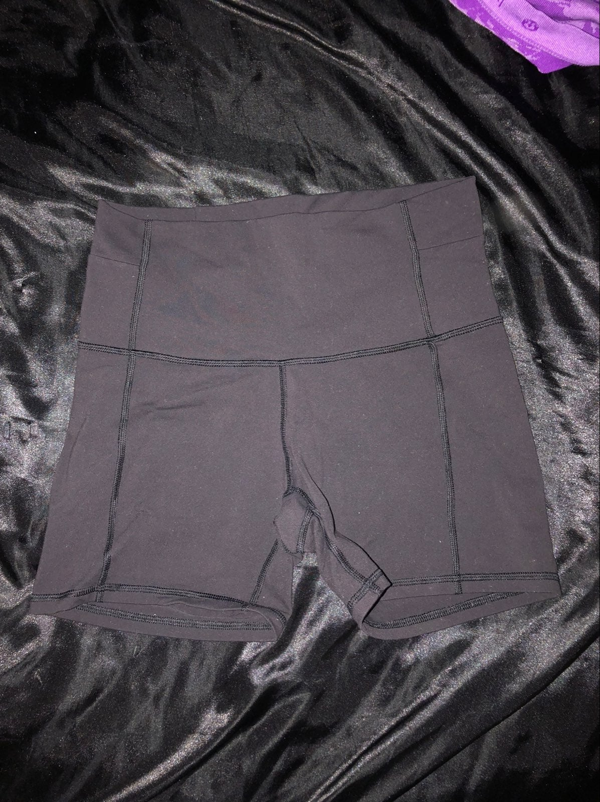 Lululemon Athletica Align Shorts in Blac
