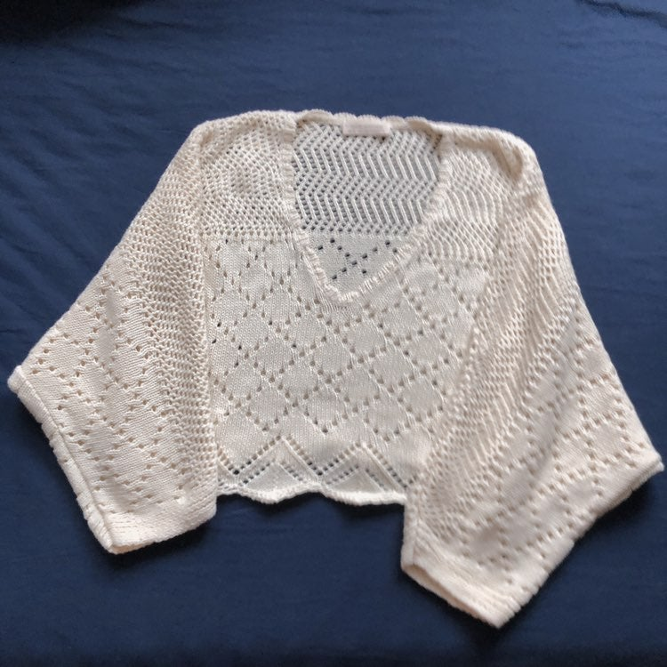 [RESERVED] UO Sweater & aerie bralette