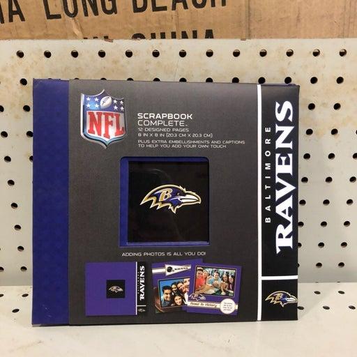 Baltimore Ravens Mini Scrapbook