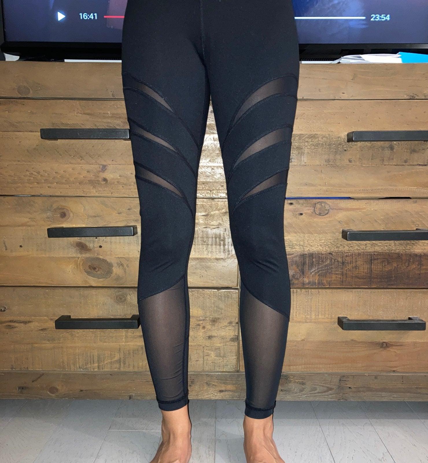 Black yogalicious Leggings