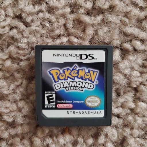 Pokémon Diamond Version on Nintendo DS