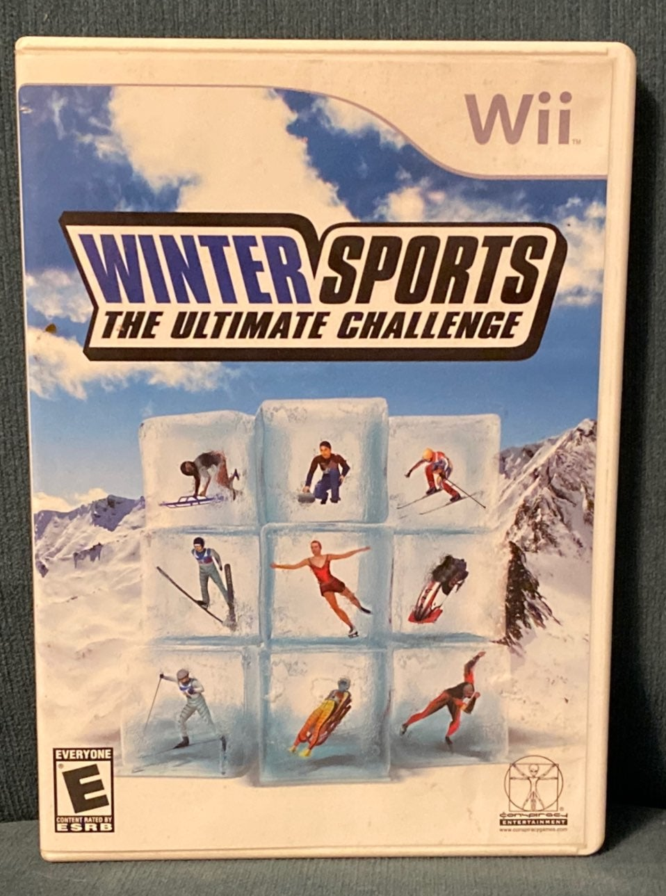 Winter Sports the Ultimate Challenge Wii