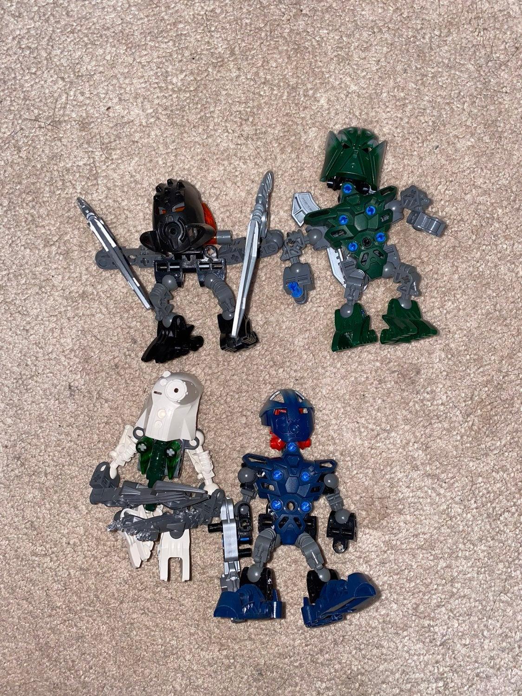 Lego Bionicle matorans