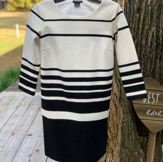 Club Monaco Casual Striped Dress