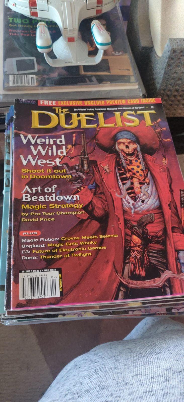 Duelist volume 5 issue 9