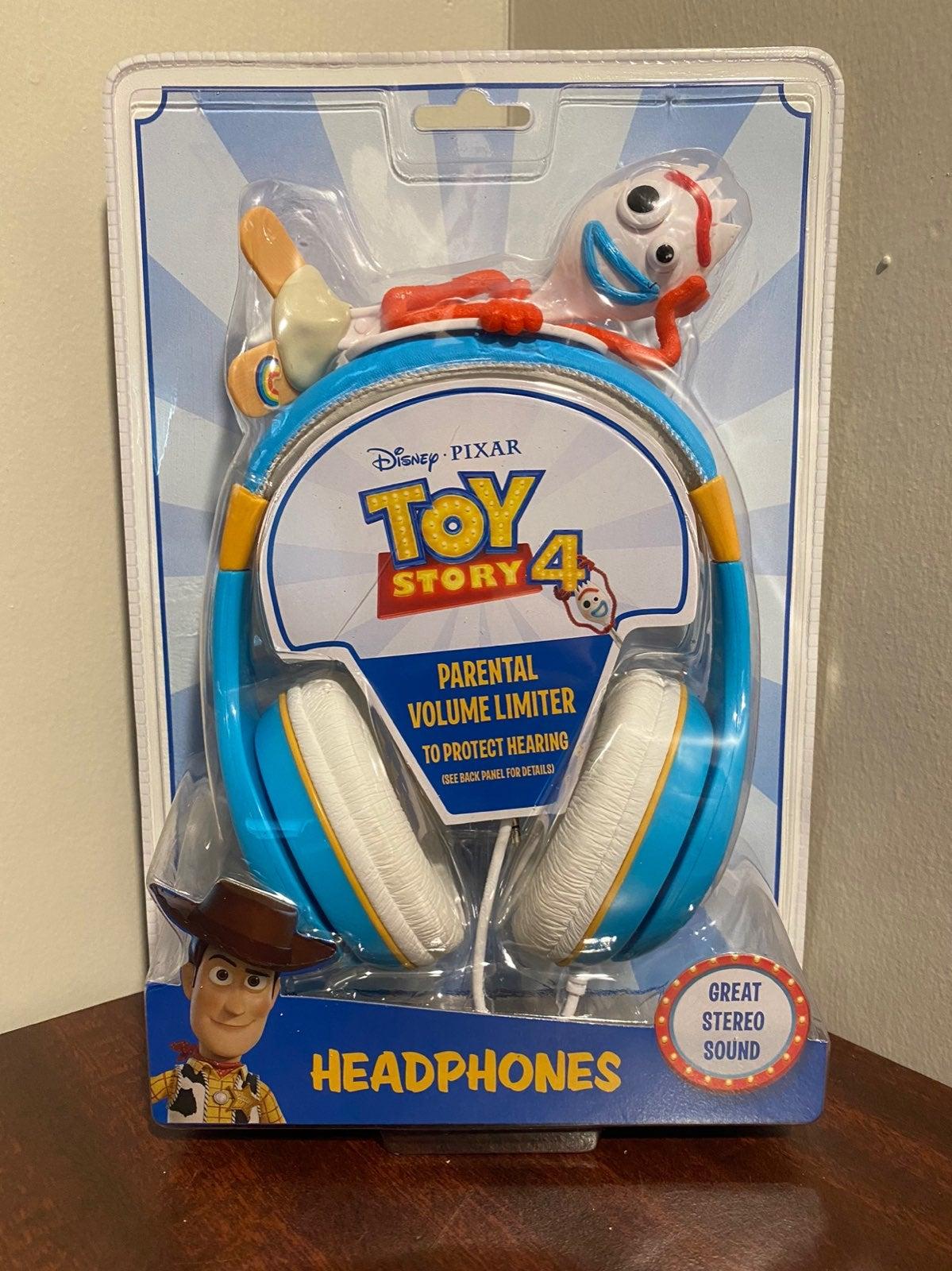 New toy story 4 kids headphones