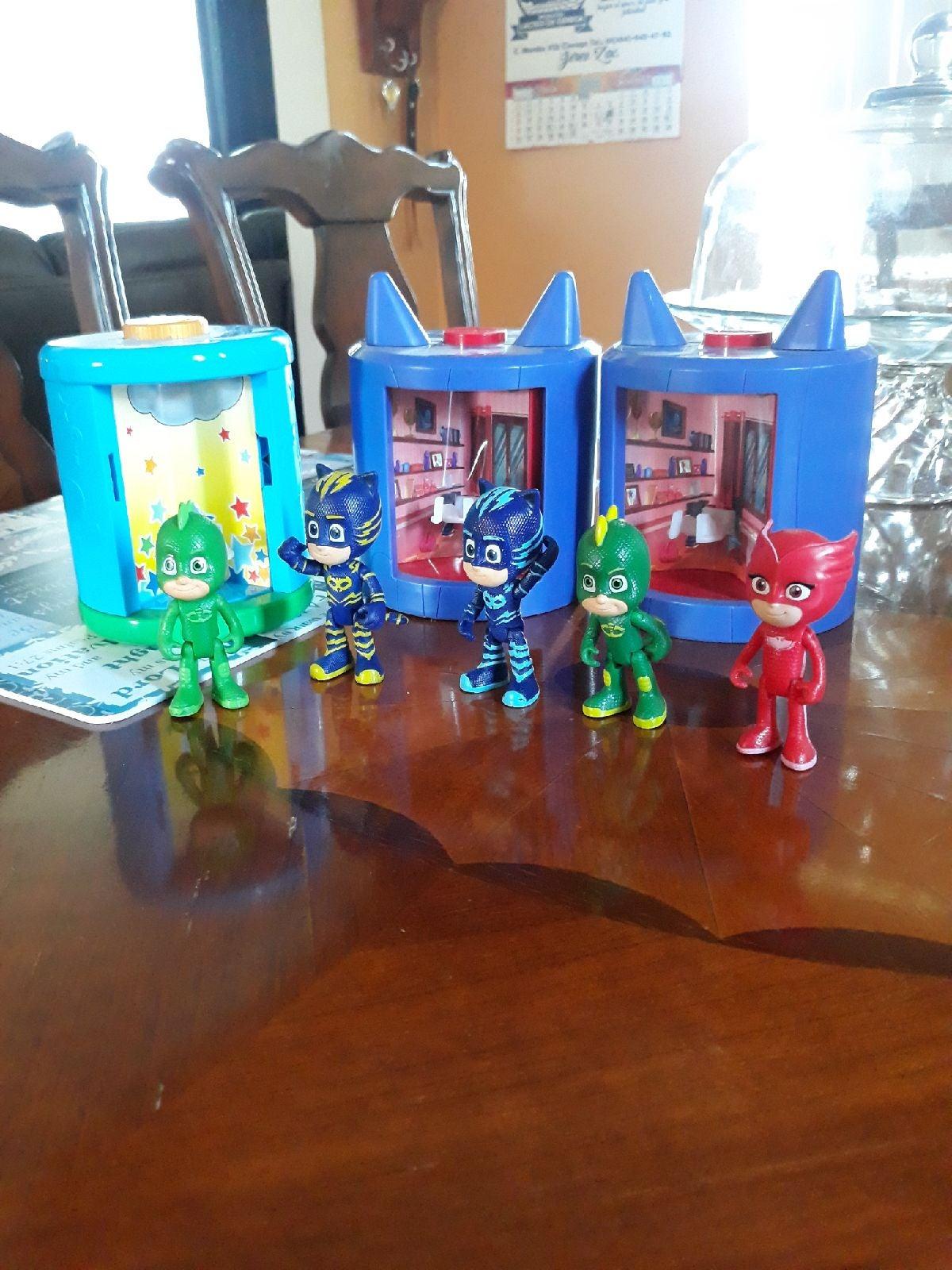lot of ph masks toys