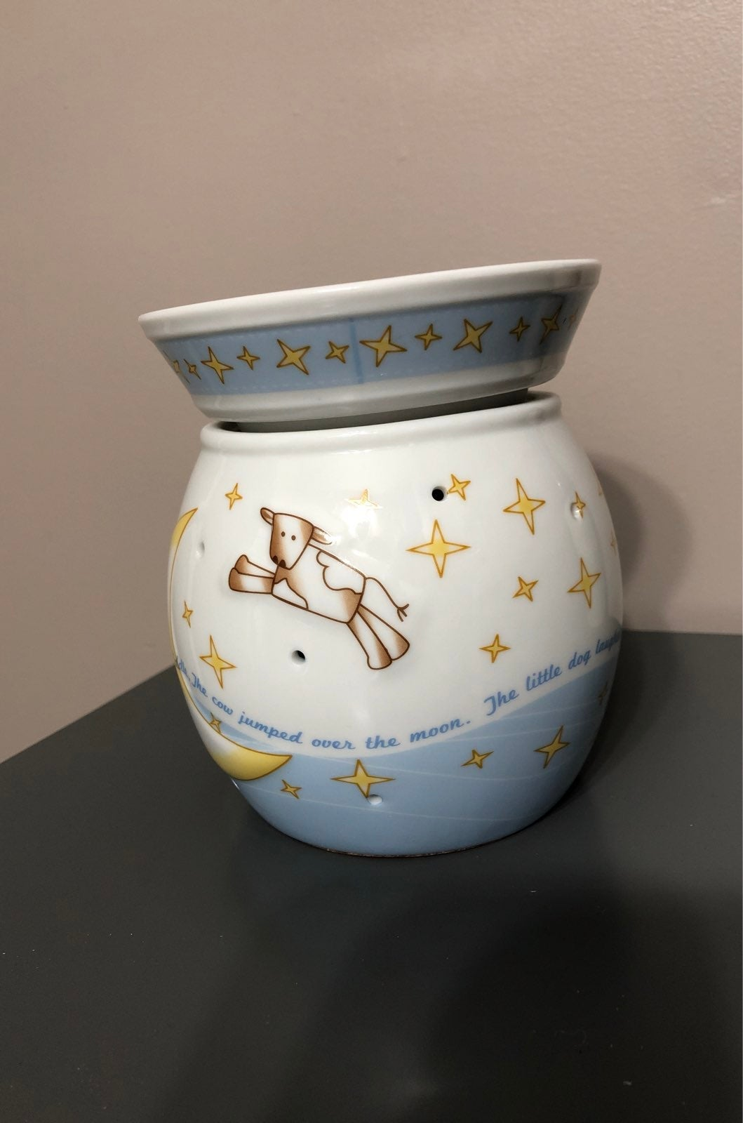 Over the Moon Mid-Size Scentsy Warmer