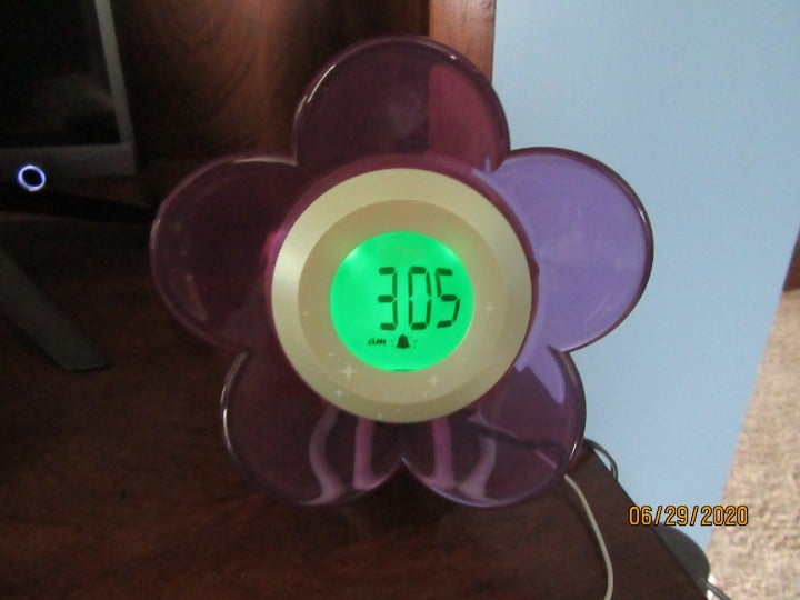 Disney Clock Radio